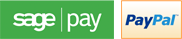 SagePay & PayPal Secure Payments