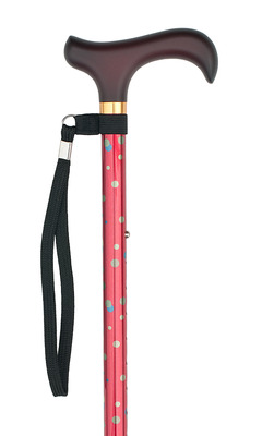 Adjustable Red Dotty Stick