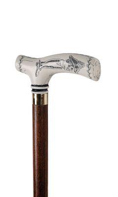 Duke of Wellington Moulded Top Stick