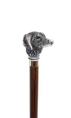 Golden Retriever Moulded Top Stick