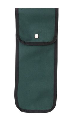 Green Canvas Pouch