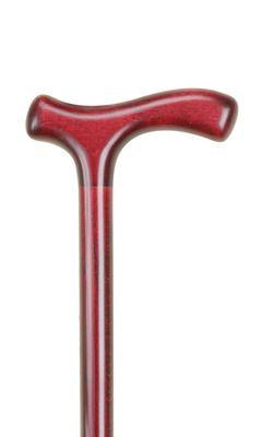 Mahogany Crutch