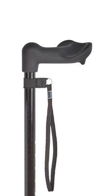 Anatomical Soft Grip Adjustable Stick (Left)