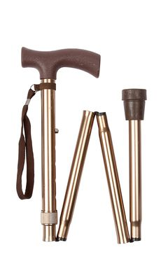 Bronze Folding Stick
