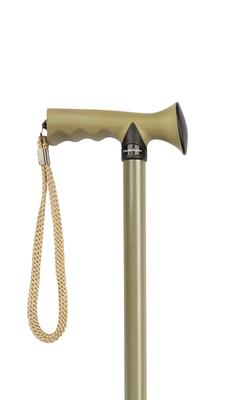 Gel Handle Adjustable Stick - Sage
