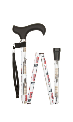 London Folding Stick