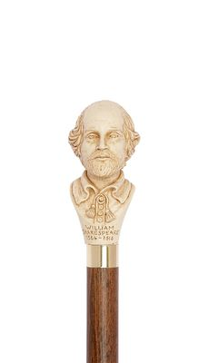 William Shakespeare Moulded Top Stick