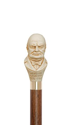 Winston Churchill Moulded Top Stick