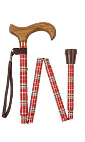 Royal Stewart Folding Stick
