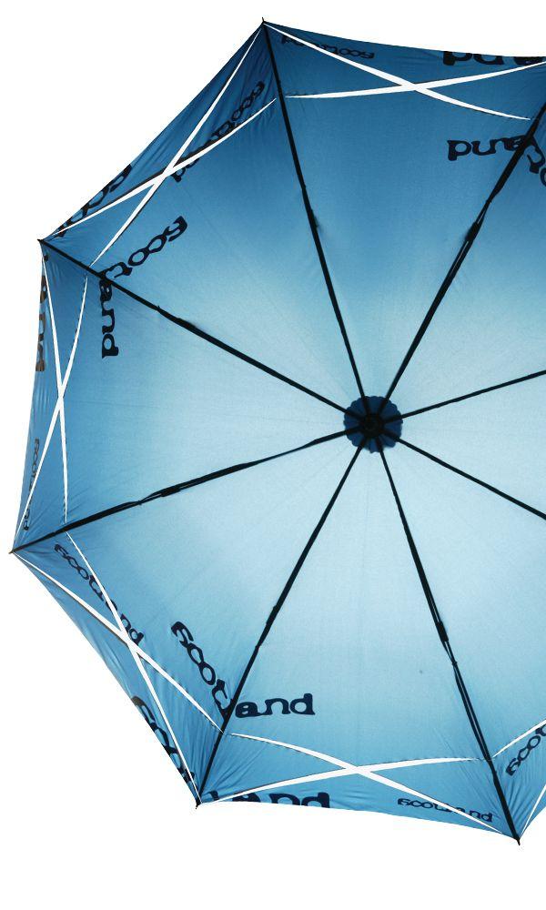 Scotland Golf Umbrella Umbrellas